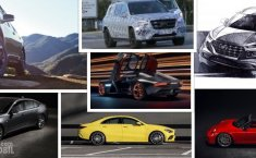 7 Mobil Menarik Siap Pamer dalam New York International Auto Show 2019