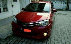 Toyota Etios  2016 Merah