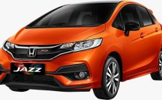 Review Honda Jazz RS CVT 2017