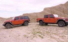 Mengenal Lebih Dekat Persamaan dan Perbedaan Jeep Wrangler dan Jeep Gladiator