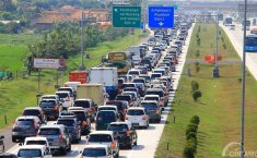 Ada Banyak Jalan Tol, Mudik Lewat Jalur Darat Diprediksi Meningkat