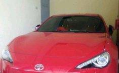 Toyota 86 FT 2016 Merah