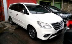 Jual Mobil Toyota Kijang Innova 2.5 G 2014