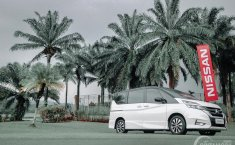Review All New Nissan Serena 2019