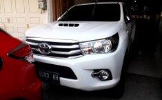 Jual Toyota Hilux G 2016