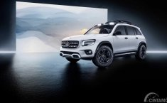 Review Mercedes-Benz GLB 2019: SUV Kompak Bergaya Petualang yang Elegan