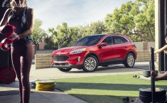 Review Ford Escape 2020