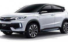 Honda Perkenalkan X-NV Concept, Crossover Kompak Elektrik Pertama Di China