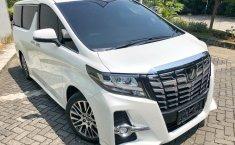 Jual mobil Toyota Alphard SC Premium Sound 2016 / 2015