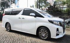 Jual Toyota Alphard S 2016