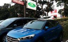 2018 Hyundai Tucson dijual