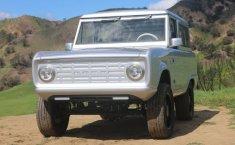 Klasik, Ramah Lingkungan Dan Jago Off-Road, Inilah Sosok Ford Bronco Elektrik Pertama Di Dunia