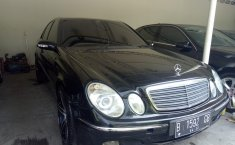 Jual Mercedes-Benz E-Class E 200 2007