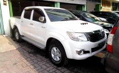 Jual Toyota Hilux D Cab 2014