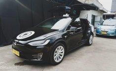Gunakan Tesla Model X dan BYD, e-Taxi Bluebird Siap #BirukanLangitJakarta
