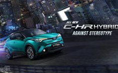 Review Toyota C-HR Hybrid 2019