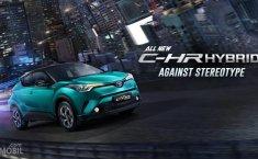 Review Toyota C-HR Hybrid 2019
