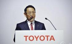Satu Dekade Memimpin Toyota, Akio Toyoda Mengaku Sulit Cari Pengganti