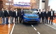 [IIMS 2019] Jeep Compass Dan Wrangler JL Sahara Sapa Jeep Enthusiast di Telkomsel IIMS 2019