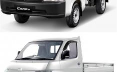 Komparasi Suzuki New Carry Pick Up 2019 vs Daihatsu Gran Max Pick Up 2019, Duel Seru Mobil Pekerja