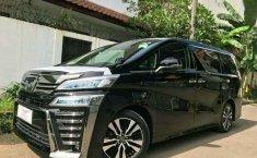 Toyota Vellfire ZG 2019 harga murah