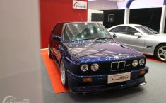 Review BMW M3 (E30) 1990