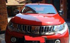 Mitsubishi Triton EXCEED 2016 Merah