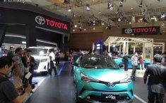[IIMS 2019] Auto2000 Beri THR Toyota Alphard dan Beragam Promo Menarik Lainnya