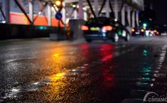 Tidak Hanya Hujan Lebat, Gerimis Juga Meningkatkan Risiko Kecelakaan Mobil yang Fatal