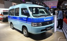 [IIMS 2019] Bukan Cuma Jadi Pikap, Suzuki Carry Bisa Dimodifikasi