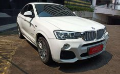 2016 BMW X4 dijual