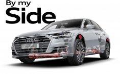 Teknologi Audi A8 Ini Bisa Mengurangi Dampak Benturan Samping Ketika Terjadi Kecelakaan