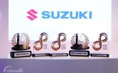 Tunjukkan Eksistensi, Suzuki Bawa Pulang Lima Penghargaan Dari IIMS 2019