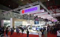 Suzuki Jual 1.350 Unit Selama Telkomsel IIMS 2019, Produk Apa Yang Mendominasi?