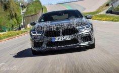 Bikin Penasaran, BMW Kembali Bocorkan Fitur Terbaru BMW M8