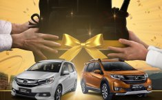 Harga Honda Mobilio Mei 2019: Promo Mudik Ramadhan, Bensin, Biaya Tol Dan Perawatan Ditanggung