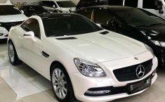Mercedes-Benz SLK (200) 2011 kondisi terawat