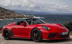Review Porsche 911 Speedster 2019