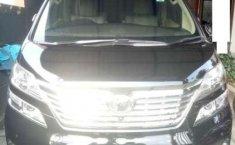Toyota Vellfire (V) 2009 kondisi terawat