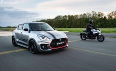 Review All New Suzuki Swift Sport Katana Edition 2019