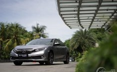 Review New Honda Civic 1.5 L Turbo VTEC Facelift 2019, Ubahan Minim Beda Harga Rp 10 Jutaan, Worth To Buy?