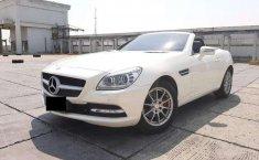 2011 Mercedes-Benz SLK dijual
