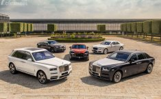 The Lexicon of Rolls-Royce, Cara Rolls-Royce Definisikan 'Pakem' Line-Up Mereka