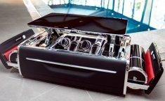 Harga Lemari Champagne Rolls-Royce Ini Setara Dengan Mitsubishi Pajero Sport Dakar!