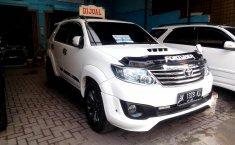 Jual Toyota Fortuner G TRD Sportivo 2012