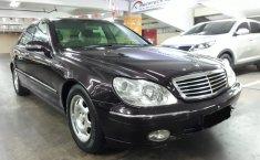 Jual Mobil Mercedes-Benz S-Class S 280 2000