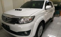 Jual Mobil Toyota Fortuner G 2014