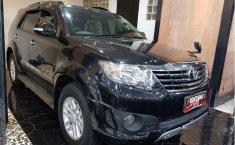 Toyota Fortuner TRD G Luxury 2012 Hitam