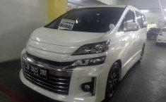 Jual mobil Toyota Vellfire 2.4 NA 2013