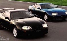 Toyota Produksi Kembali Spare Part Toyota Supra Mk3 dan Mk4